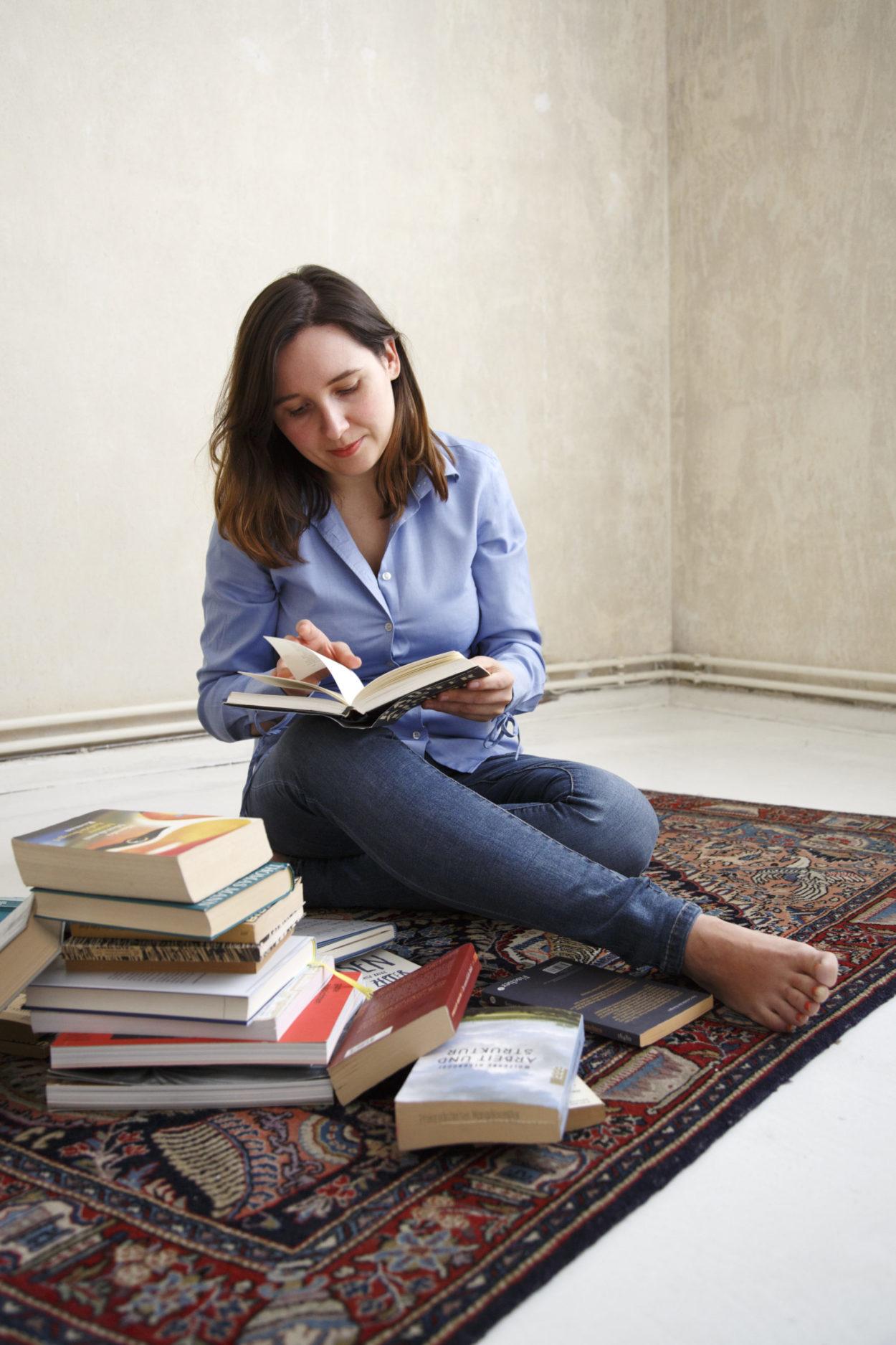 """Trude Schneider: """"Literaturpower"""" ist die erste deutschsprachige Plattform für bibliotherapeutische Inhalte"""