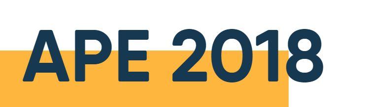 APE 2018 - Academic Publishing in Europe