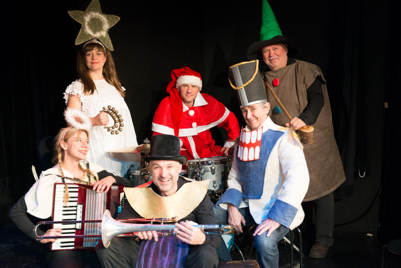 Bastian Backstein: Im Dezember feiern meine kleinen Buchhelden Musical-Premiere in Dresden