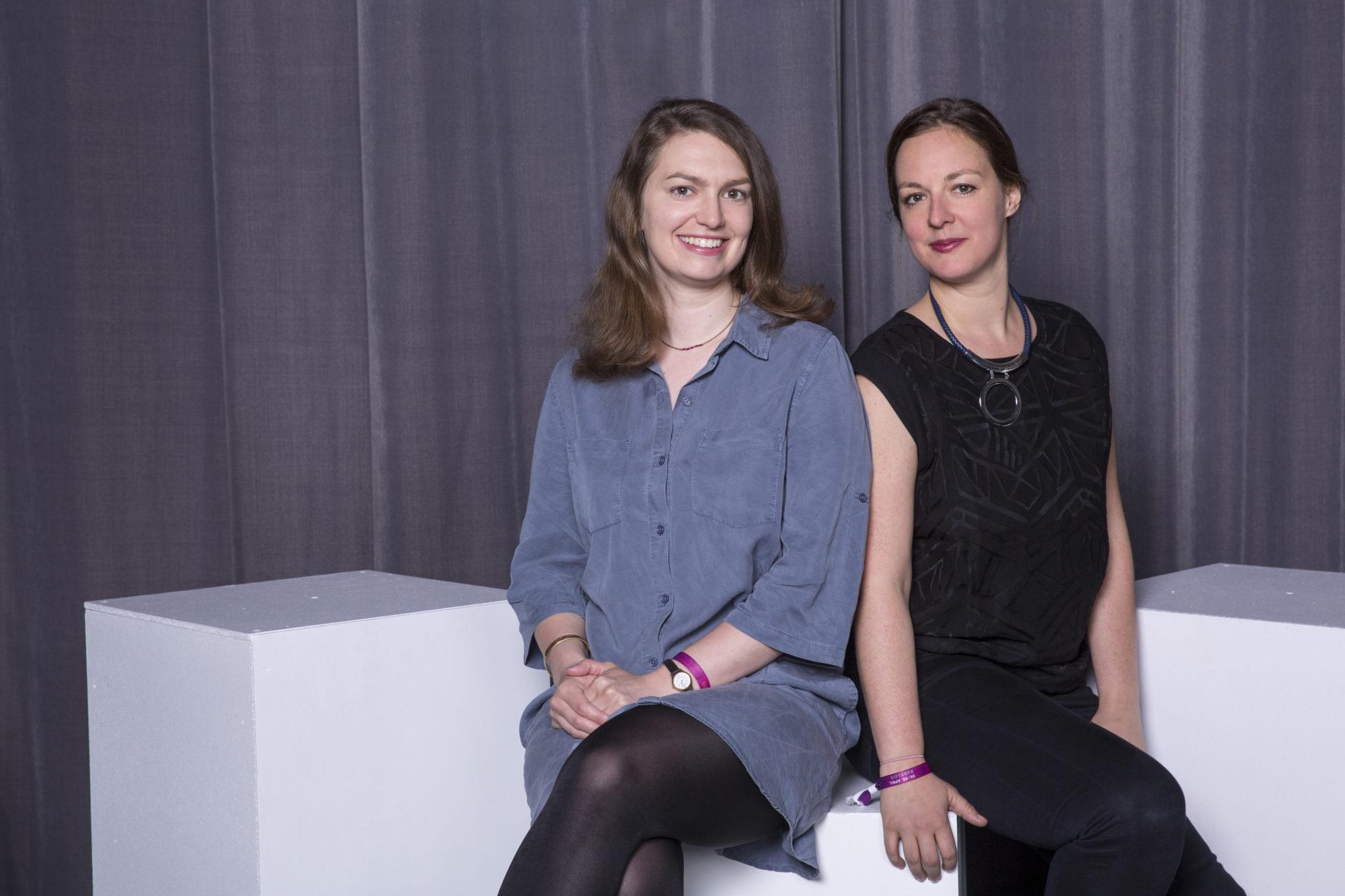 Stefanie Hirsbrunner und Karla Kutzner, InterKontinental