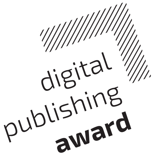 Preisverleihung digital publishing award 2019