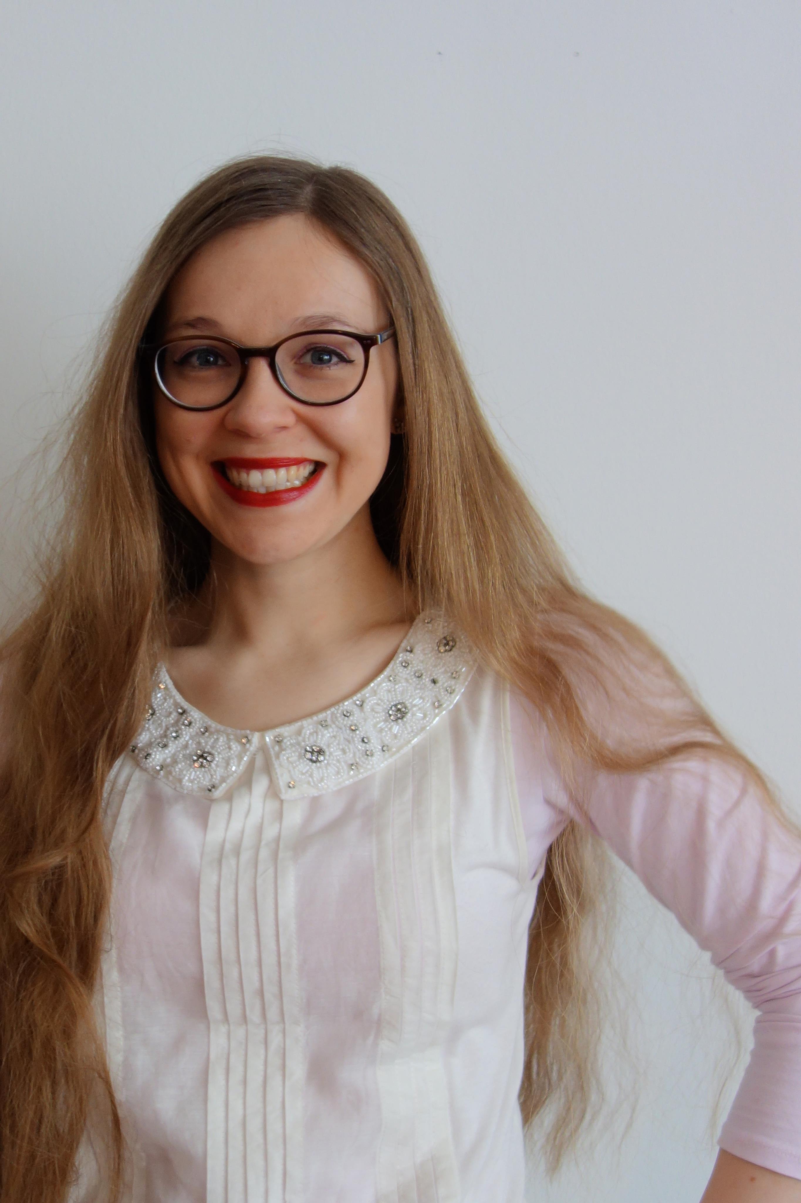 Simone Bauer: Wenn ich etwas cool finde, teile ich es gerne mit meinem Netzwerk