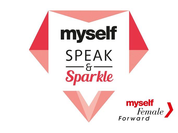 myself Speak & Sparkle - Empowerment now!