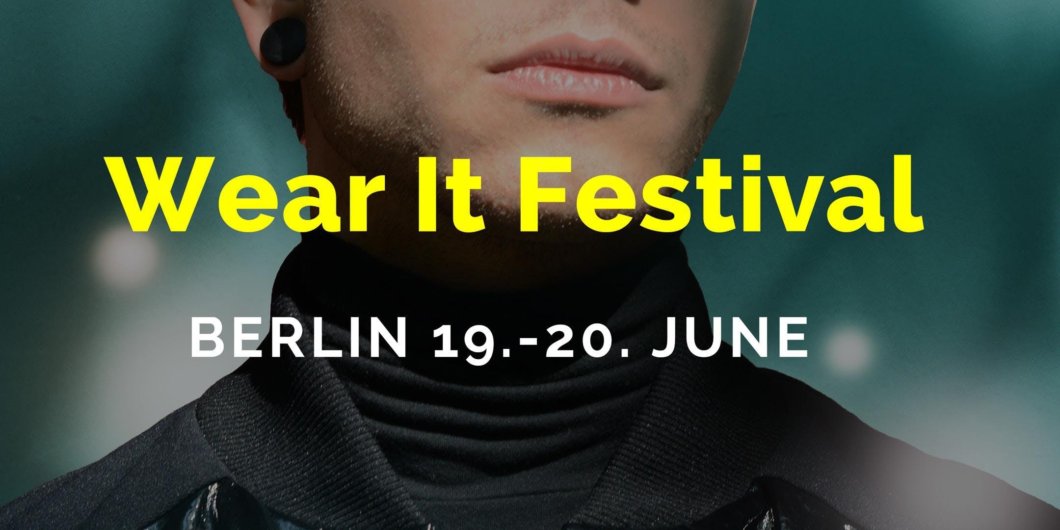 Wear It Festival 2018