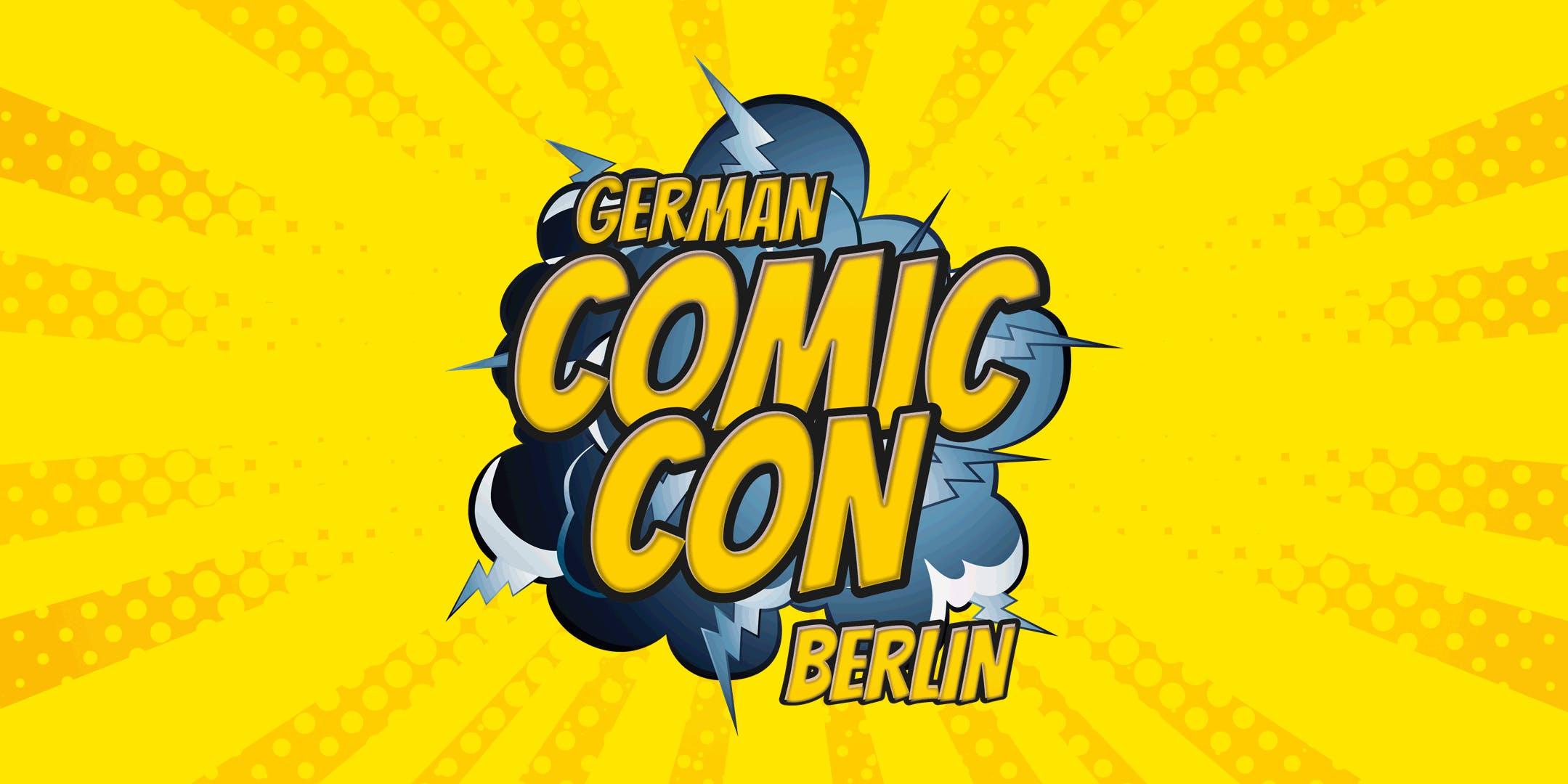 German Comic Con Berlin 2020