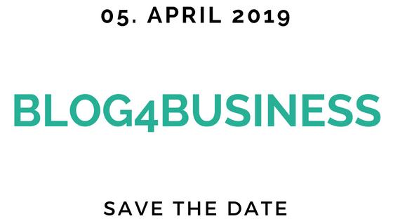 Blog4Business 2019