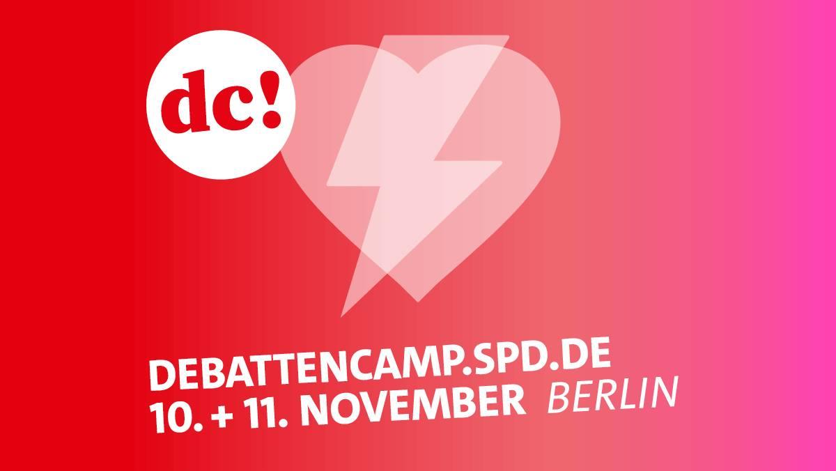 Debattencamp der SPD