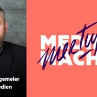 1. Medienmacher Meetup in Berlin – mit Stefan Niggemeier (Übermedien)