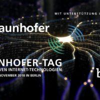 Fraunhofer-Tag der Kognitiven Internet-Technologien