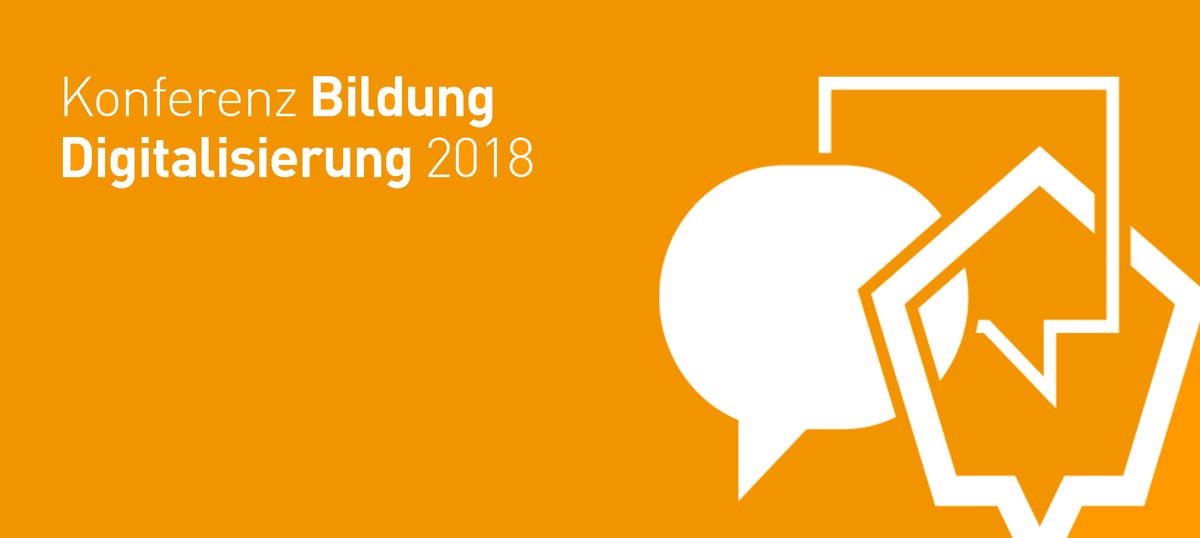 Konferenz Bildung Digitalisierung 2018
