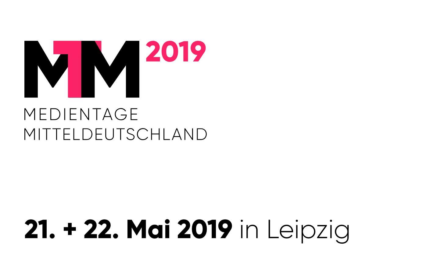 Medientage Mitteldeutschland 2019