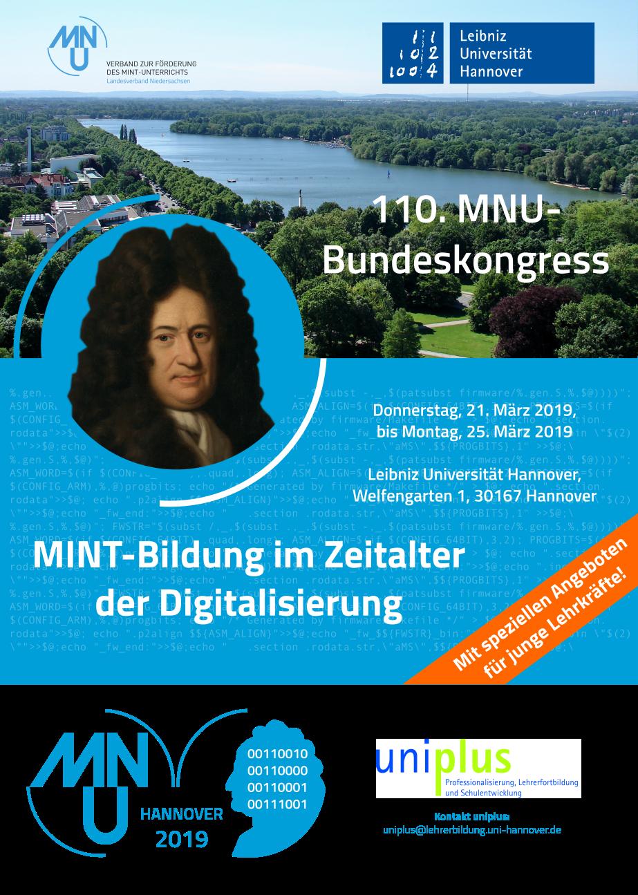 MNU-Bundeskongress 2019