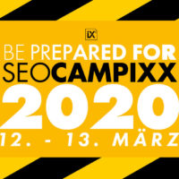 SEO CAMPIXX 2020
