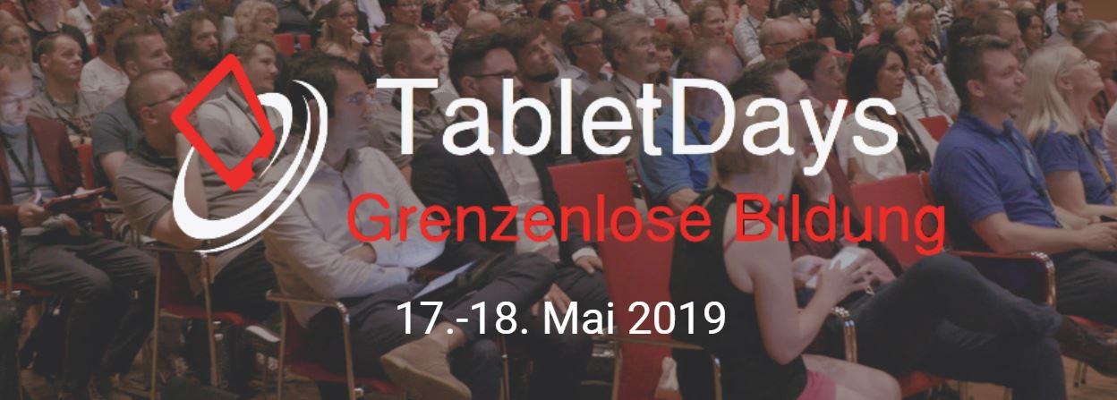 Tablet Days 2019 - Grenzenlose Bildung