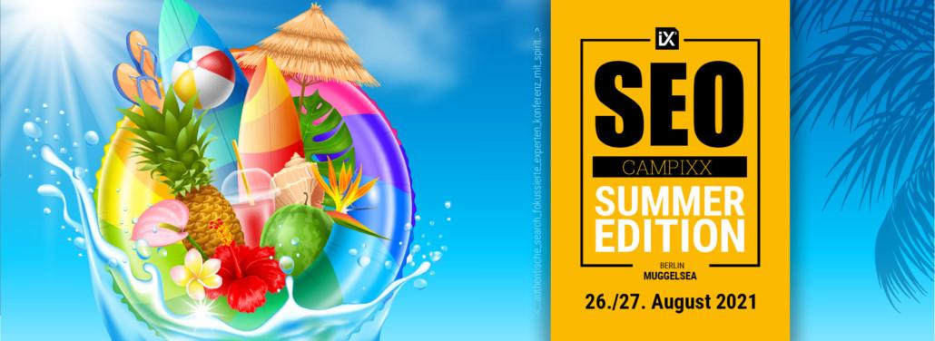 SEO CAMPIXX 2021 Summer Edition