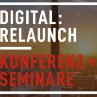Digital Relaunch Konferenz 2019