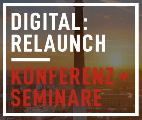 Digital Relaunch Konferenz 2019