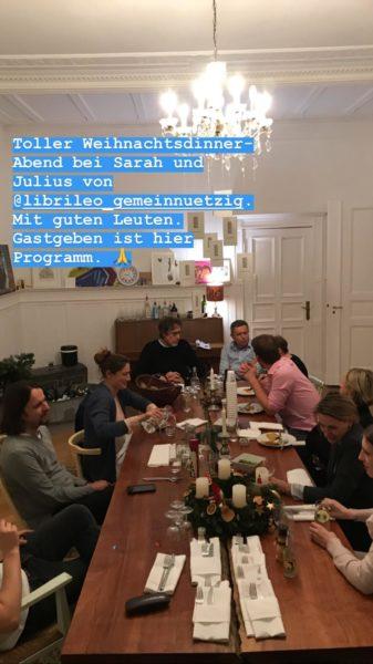 Instagram-Stories von Leander Wattig 2018