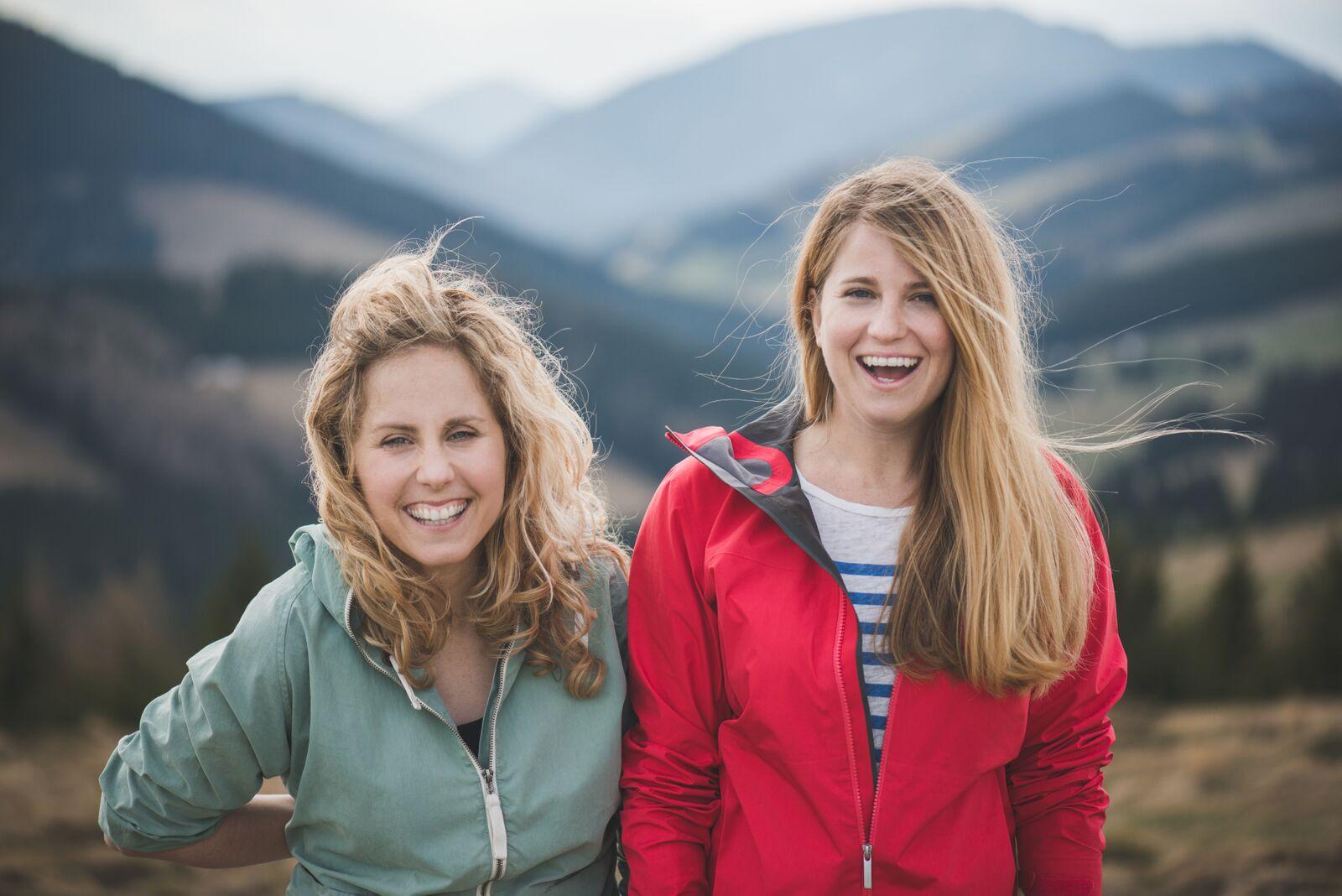 Vera Bachernegg und Katharina Maria Zimmermann: Aus einem Buch wurde eine Firma