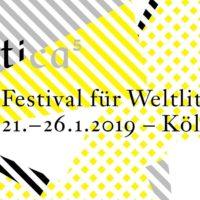 Poetica 2019: Festival für Weltliteratur
