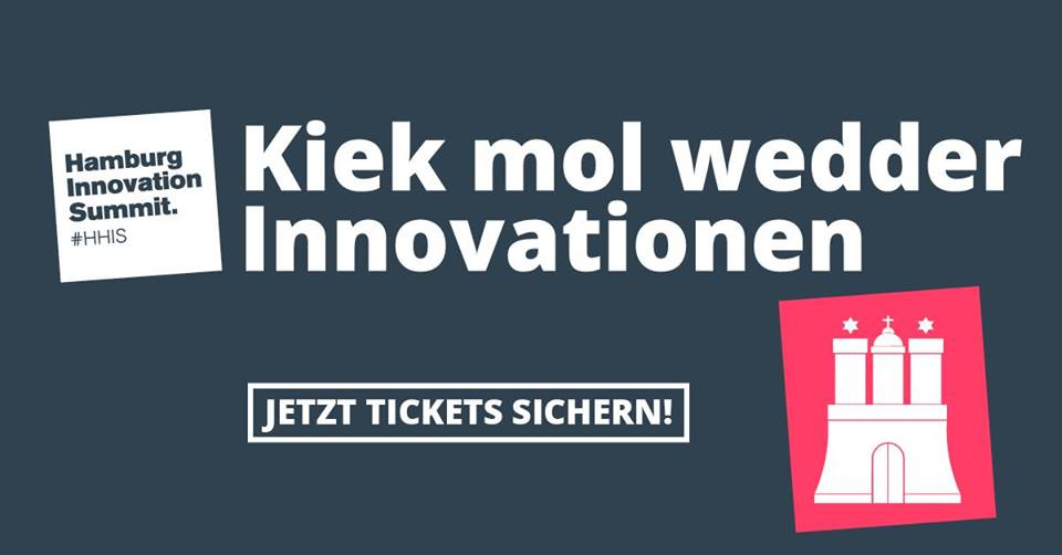 Hamburg Innovation Summit 2019 - Conference & Expo