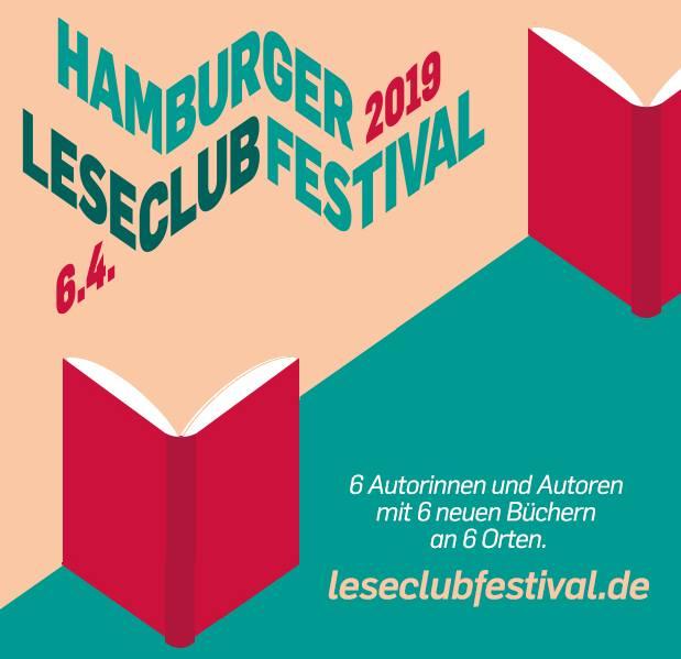 Das 1. Hamburger Leseclubfestival - Veranstaltung mit Vorbildcharakter