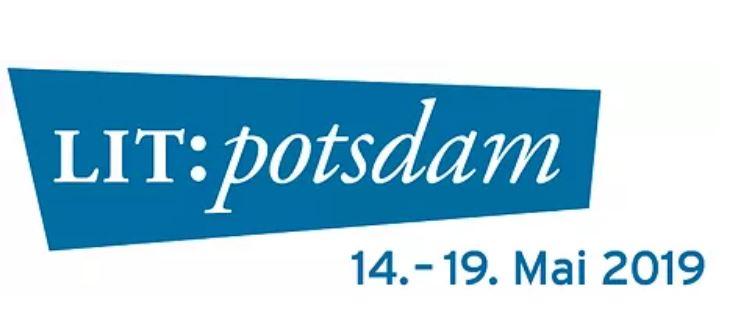 LIT:potsdam 2019 - Literaturfestival Potsdam Brandenburg