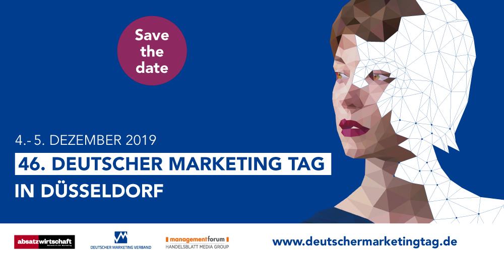 Deutscher Marketing Tag 2019