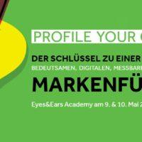 'Profile your customer' – Der Schlüssel zu einer erfolgreichen Markenführung