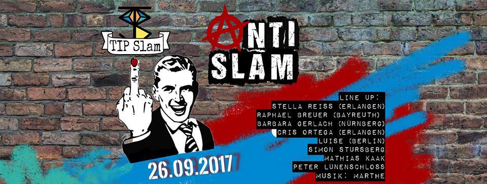"""Jan Lindner: Ich bin Mitveranstalter des Leipziger """"Topic Slams"""" und weiterer Lesebühnen"""
