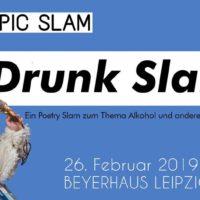 Topic Slam 02/19: Drunk Slam