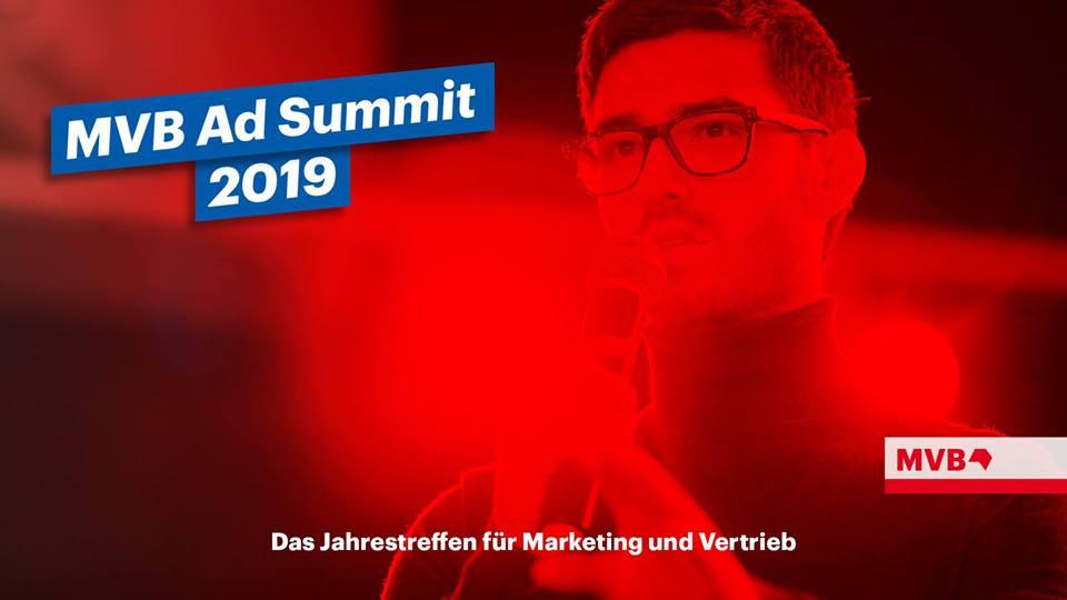MVB Ad Summit 2019 #BooksellingReloaded