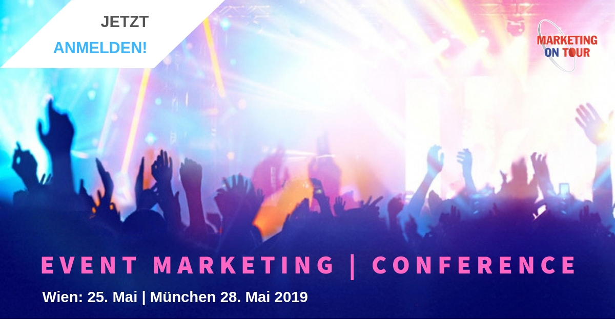 1. Event Marketing | Conference 2019 - München
