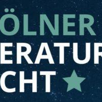 1. Kölner Literaturnacht 2019