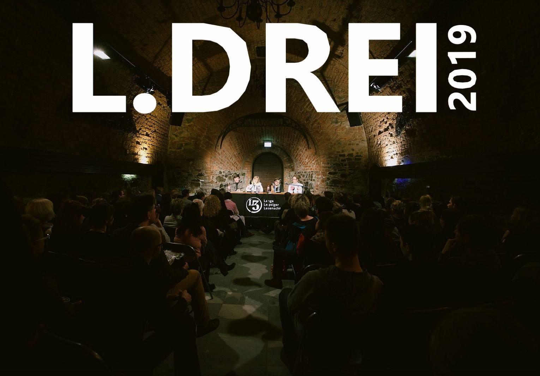 L.DREI - Lange Leipziger Lesenacht