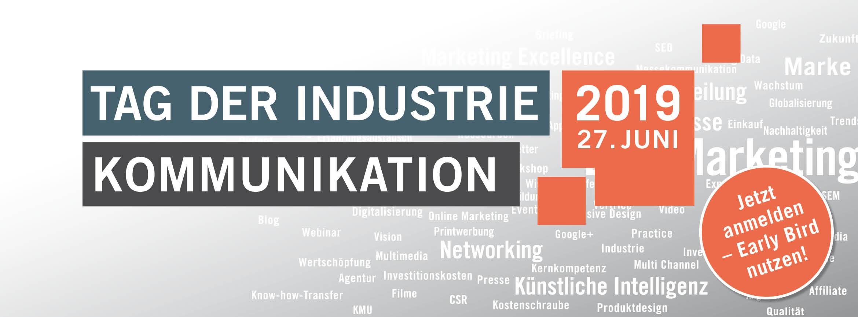 Tag der Industriekommunikation 2019