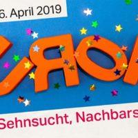taz lab 2019: Europa - Heimat, Sehnsucht & Nachbarschaften
