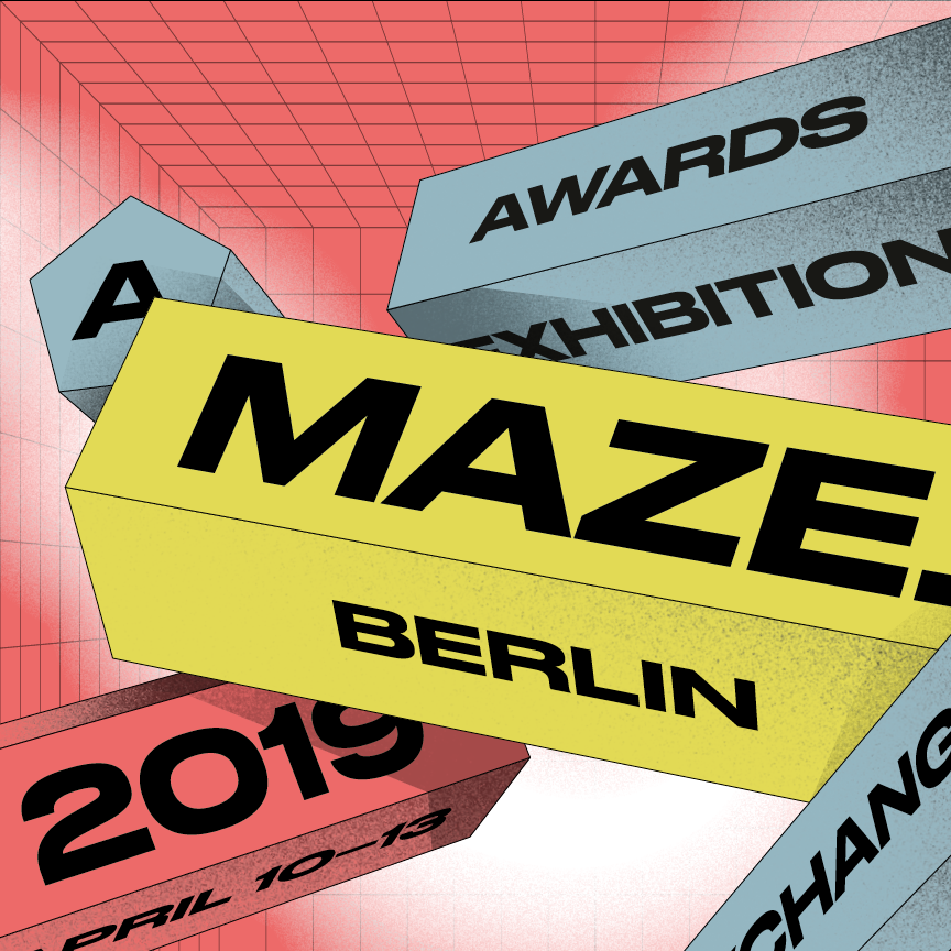 A MAZE. / Berlin 2019 - 8th Games and Playful Media Festival