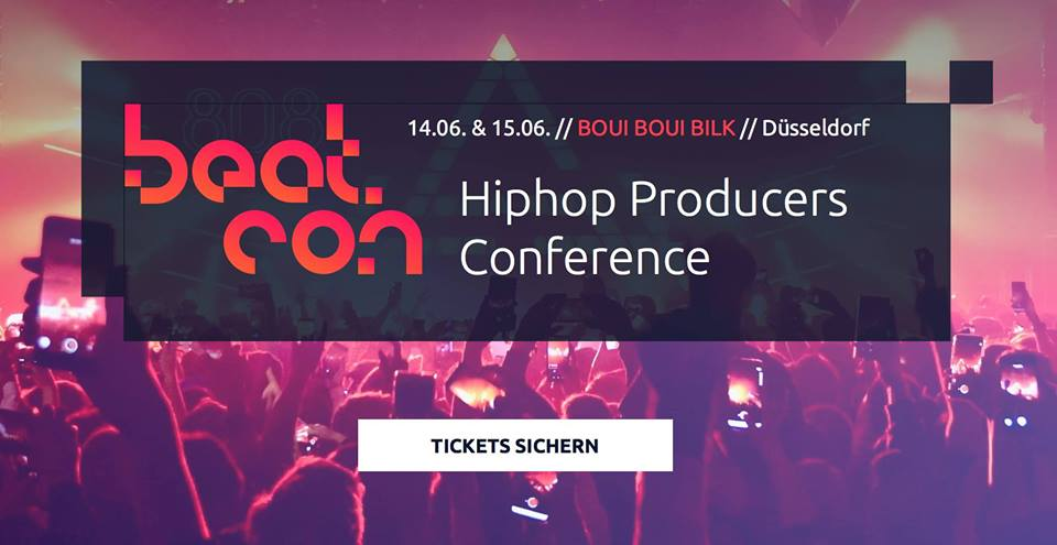 Beatcon 2019 – Hiphop Producers Conference