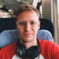 Benjamin Heinz: Ich arbeite als Marketing Manager beim Schulbuchverlag Cornelsen