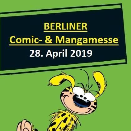 Berliner Comic und Mangamesse 2019