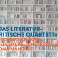 Das literaturkritische Quartett