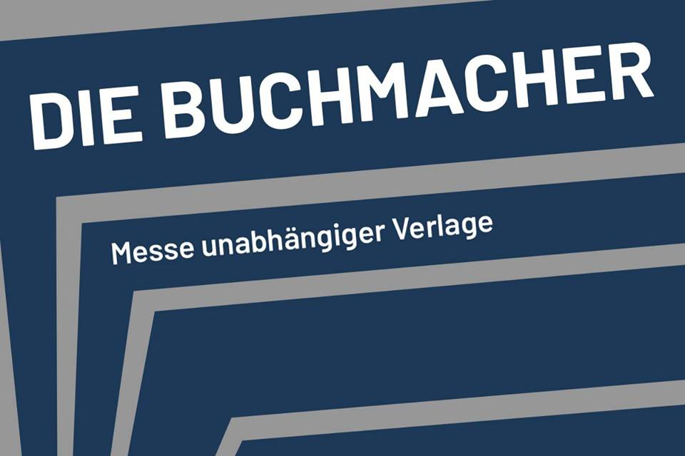 Die Buchmacher 2019 - Messe unabhängiger Verlage