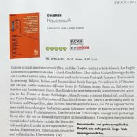 »Grandios«-Bewertung der Hausbesuch-Anthologie im BÜCHERmagazin