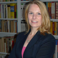 Constance Landsberg: Ich bin seit 2014 Geschäftsführerin der digitalen Bibliothek Skoobe