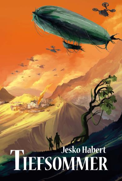 """Autor, Slammer und Moderator Jesko Habert liest aus """"Tiefsommer"""""""