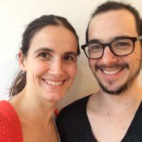 Antonia Stolz und Ioan Brumer: Wir verlegen ausschließlich Bücher auf Rolle