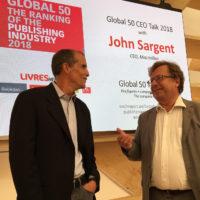 Rüdiger Wischenbart: Ich kuratiere das Publishers' Forum in Berlin