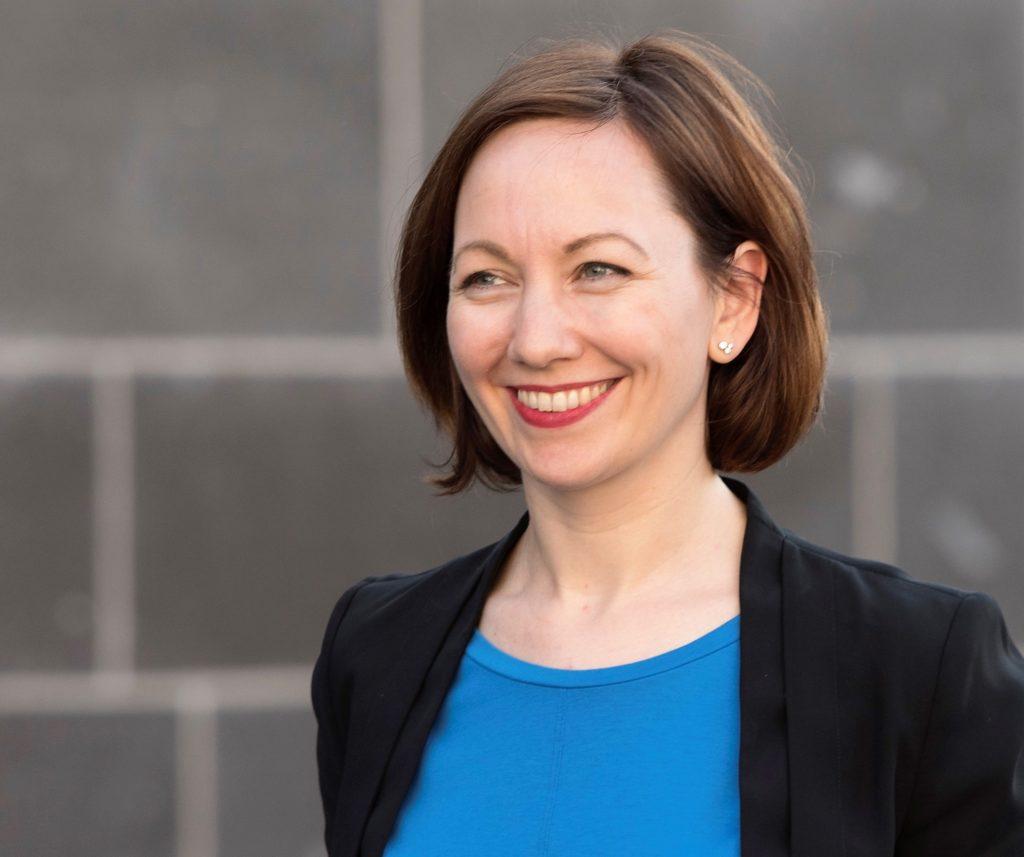 Juliane Seyhan: Ich bin Programmleiterin für Management-Themen beim Springer Gabler Verlag