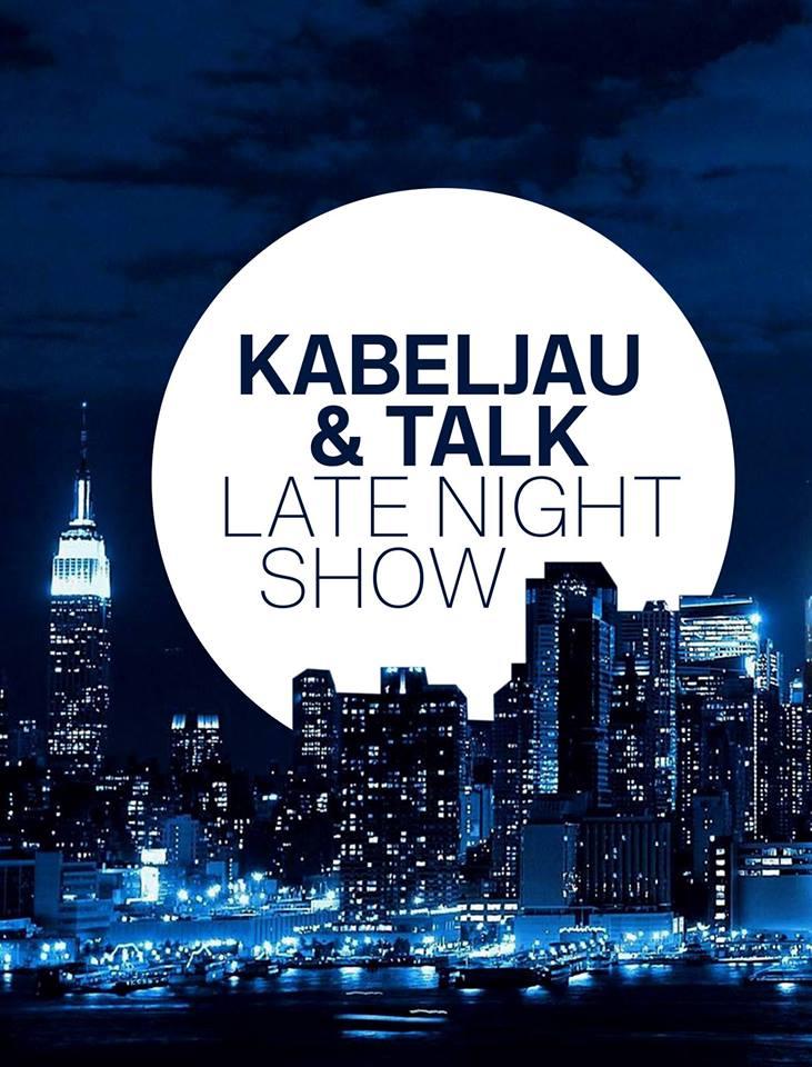 Kabeljau & Talk: Die literarische Late-Night-Show